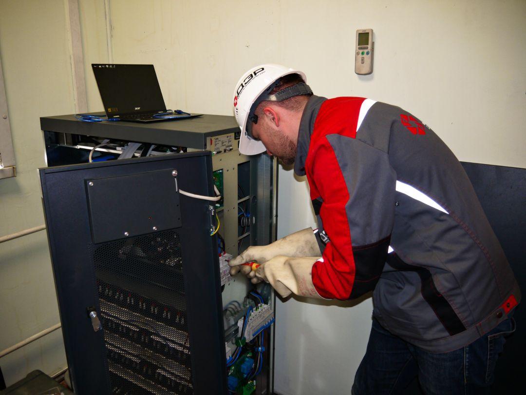 Техническое обслуживание ИБП