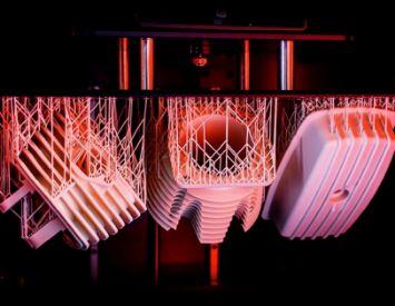 3D принтеры DLP для прототипов крупных размеров