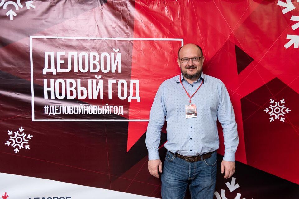 Максим Савинков, директор СиСорт