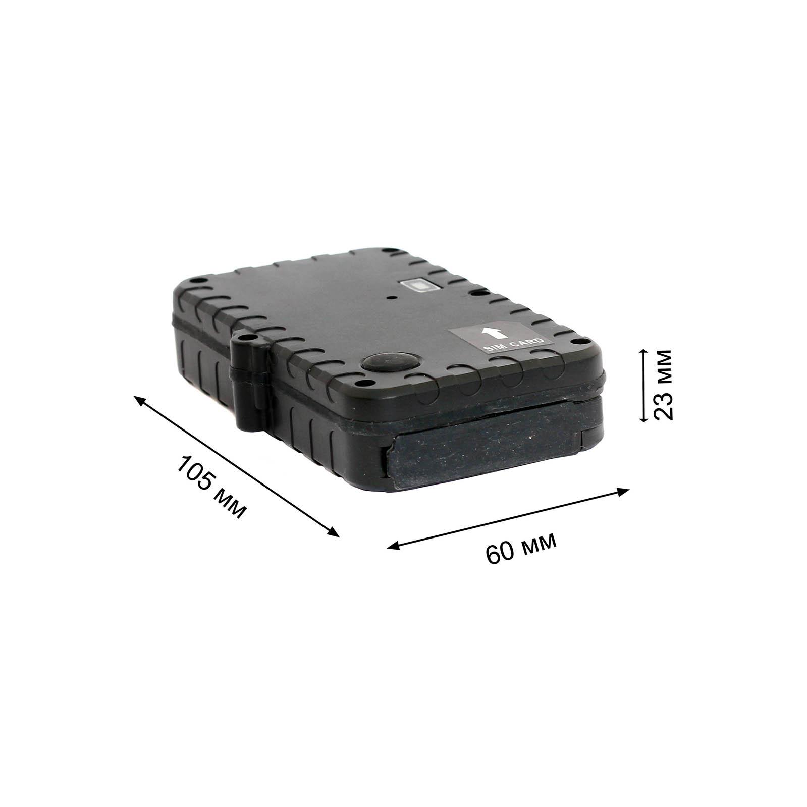 картинка GPS-glaz U25, 2500mah, автономный GPS маяк на магните