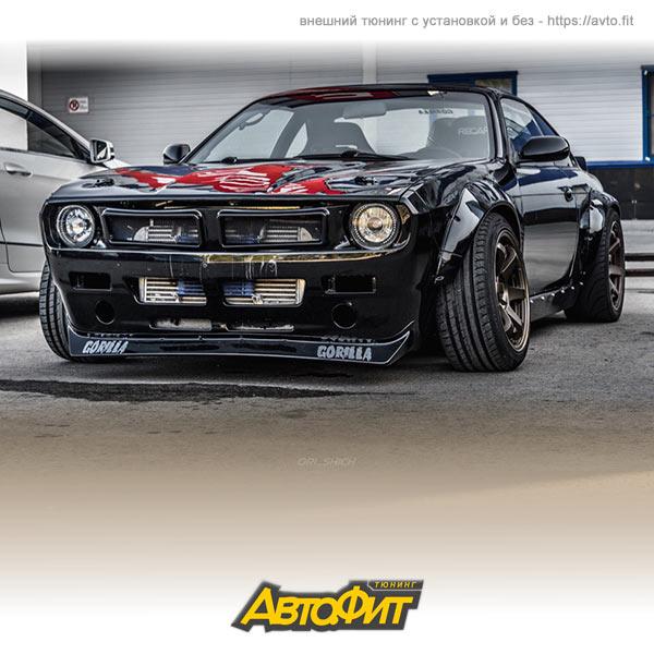 картинка Обвес Rocket Bunny Boss Nissan 240SX/Silvia (S14) от магазина Обвесы Nissan