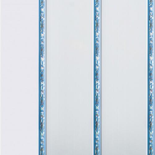 картинка 3х полосная Луиза Голубой лотос от магазина Одежда+
