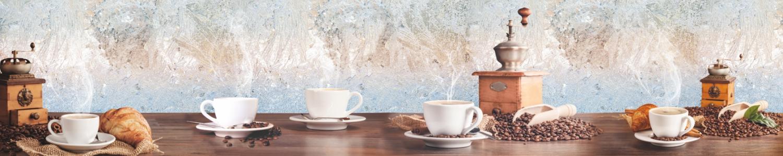 """картинка Фартук """"Морозный кофе"""" от магазина Одежда+"""