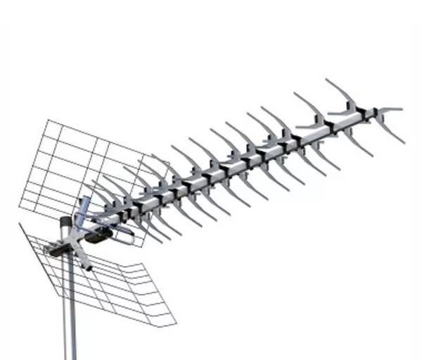 картинка Антенна DVB-T для загородного дома до 50км от магазина Цифровое ТВ