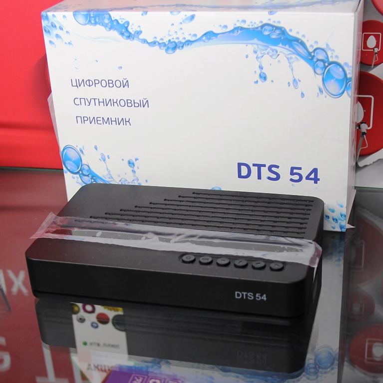 картинка Ресивер Триколор DTS 54 от магазина ТВ оборудования