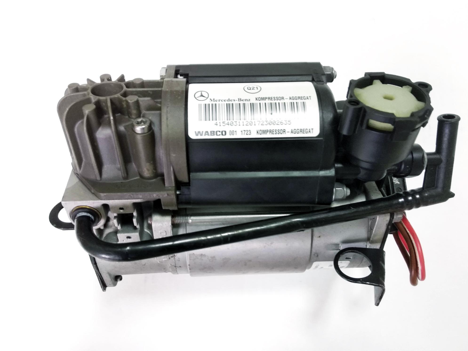 картинка Оригинальный компрессор пневмоподвески Wabco для Mercedes-Benz W211, W219, W220 и Maybach W240 (A2113200304) от магазина пневмоподвески ПневмоМаркет