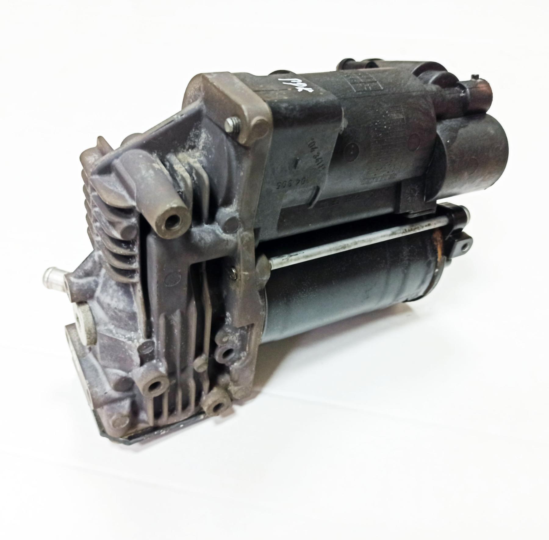 картинка Оригинальный восстановленный компрессор пневмоподвески AMK для Mercedes-Benz V-class Vito/ Viano W639/ V639 (2003-14) (A6393200204, A6393200404) от магазина пневмоподвески ПневмоМаркет