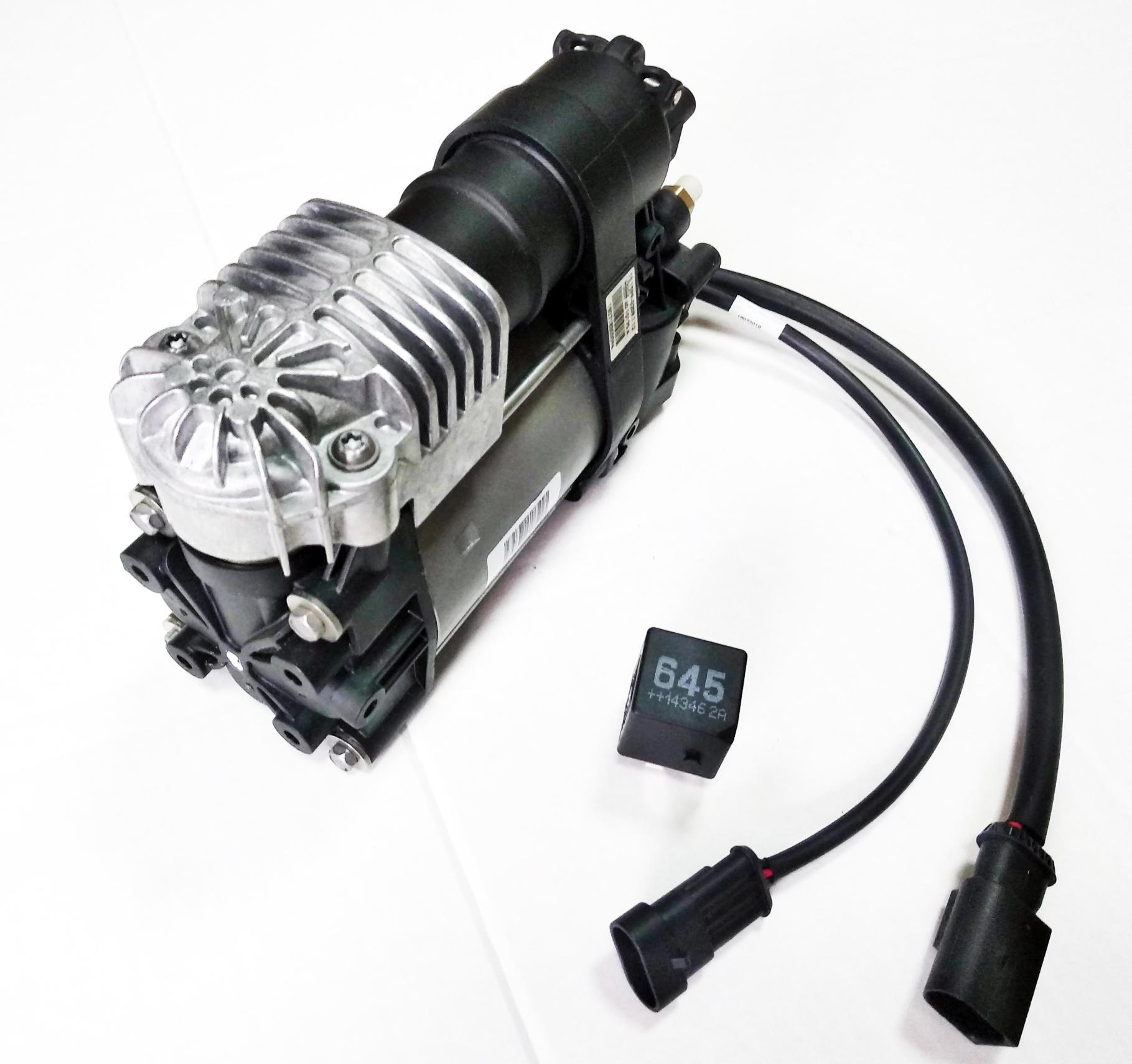 картинка Новый оригинальный компрессор пневмоподвески Continental для VW Touareg II NF / Porsche Cayenne II 958 (7P0698007) от магазина пневмоподвески ПневмоМаркет