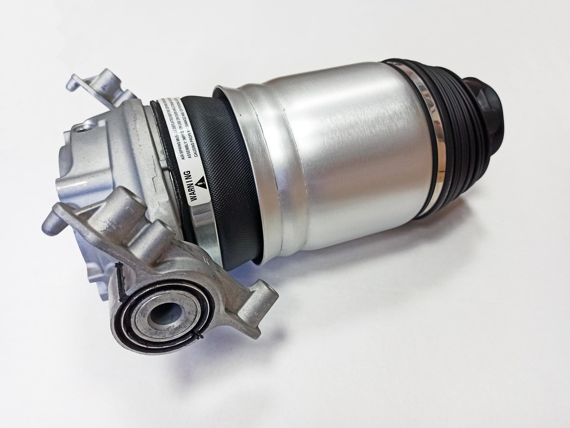 картинка Новый задний пневмобаллон для Volkswagen Touareg II NF / Porsche Cayenne II 958 (7P6616504H, 7P6616503H) от магазина пневмоподвески ПневмоМаркет