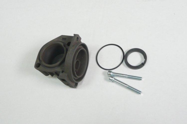 картинка Ремкомплект компрессора пневмоподвески Wabco с цилиндром от магазина пневмоподвески ПневмоМаркет