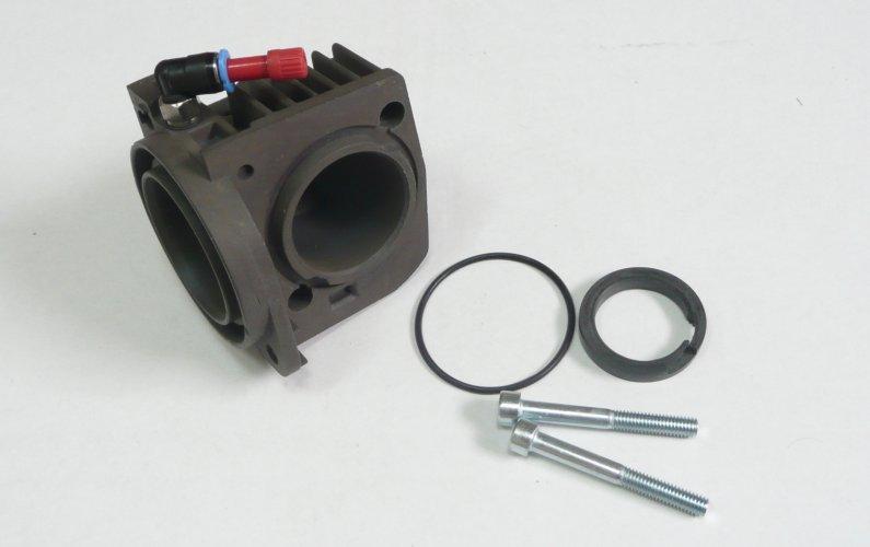картинка Ремкомплект компрессора пневмоподвески Wabco с цилиндром VW Touareg GP, Porsche Cayenne 955/957 от магазина пневмоподвески ПневмоМаркет
