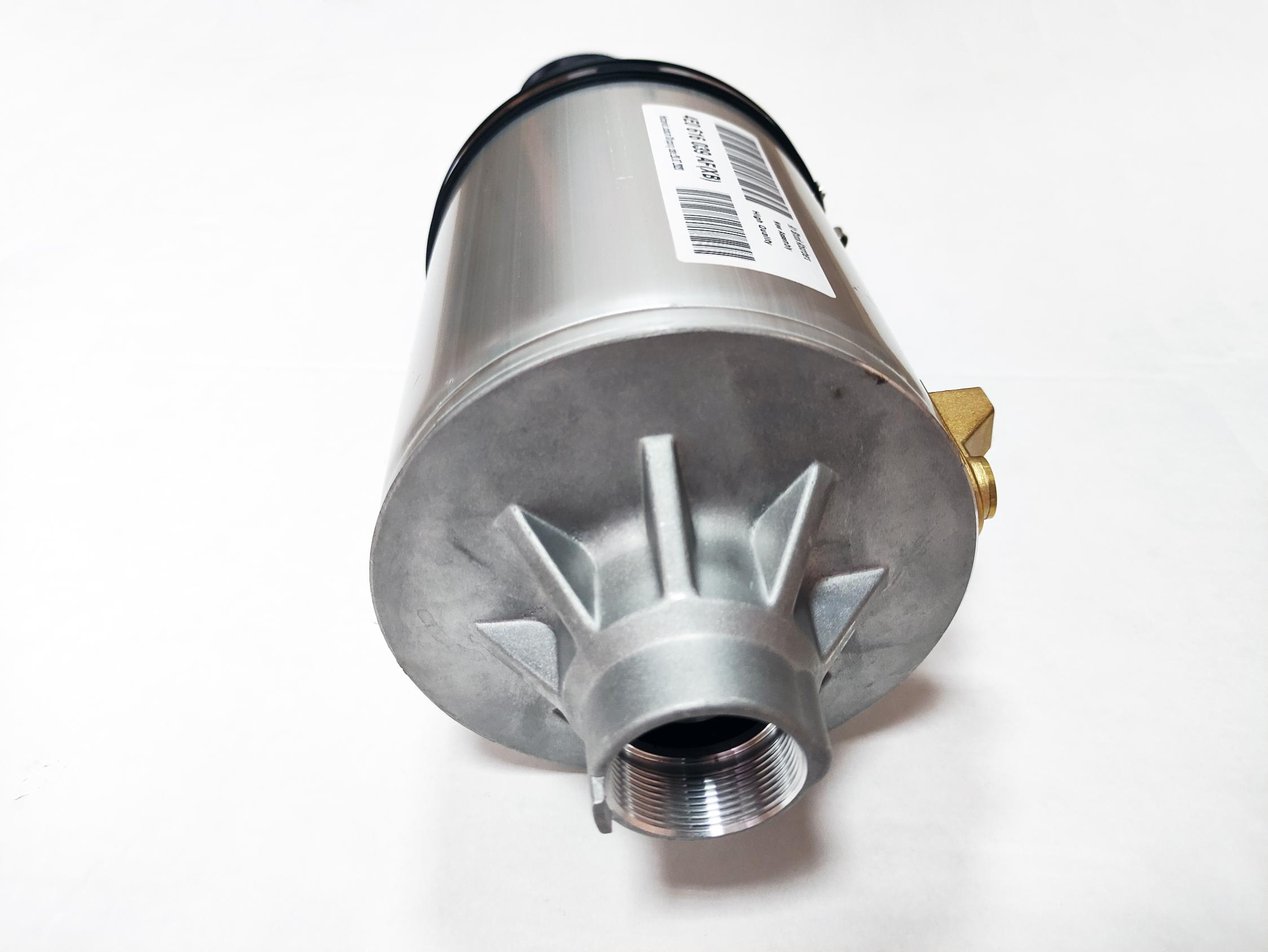 картинка Новый баллон передней пневмостойки для Audi A8 D3 4E (4E0616039, 4E0616040) от магазина пневмоподвески ПневмоМаркет
