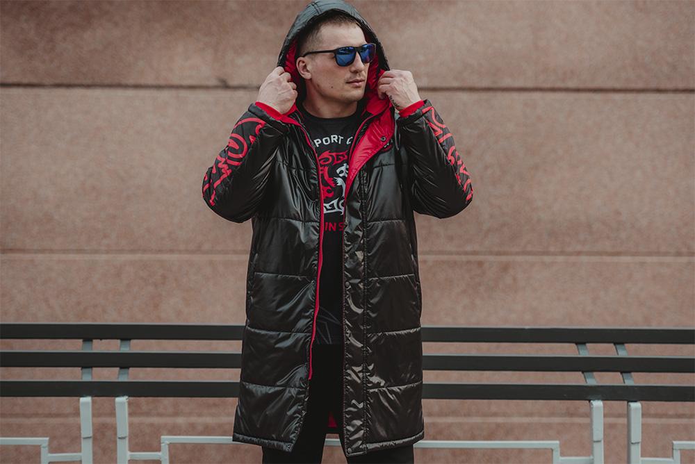 Картинка Утепленное мужское пальто  от FIREBALL SPORT COLLECTION