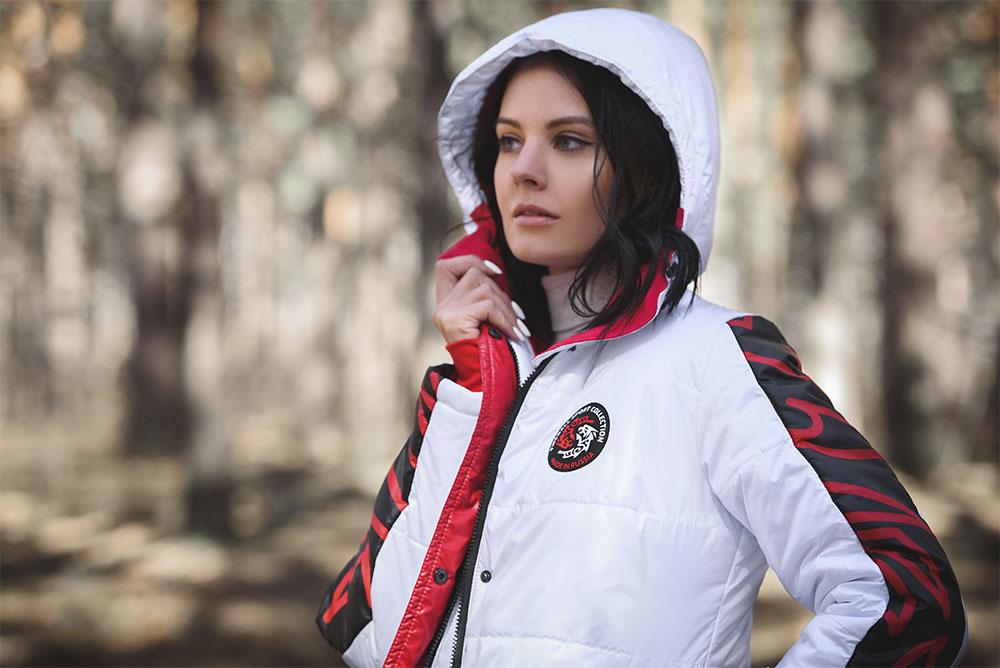 Картинка Утепленное женское пальто из лаке от FIREBALL SPORT COLLECTION