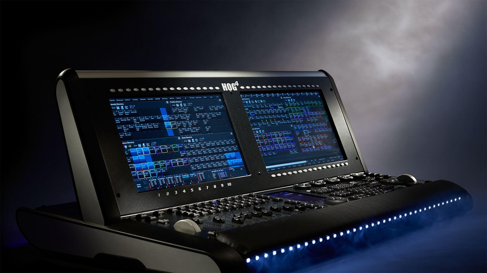 картинка 6 стилей программирования световых консолей HOG4 (информационно-консультационные услуги) от магазина Одежда+