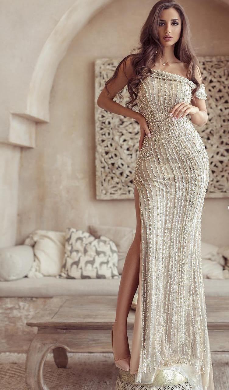 картинка Вечернее платье LUX3 интернет бутик Avolet.ru