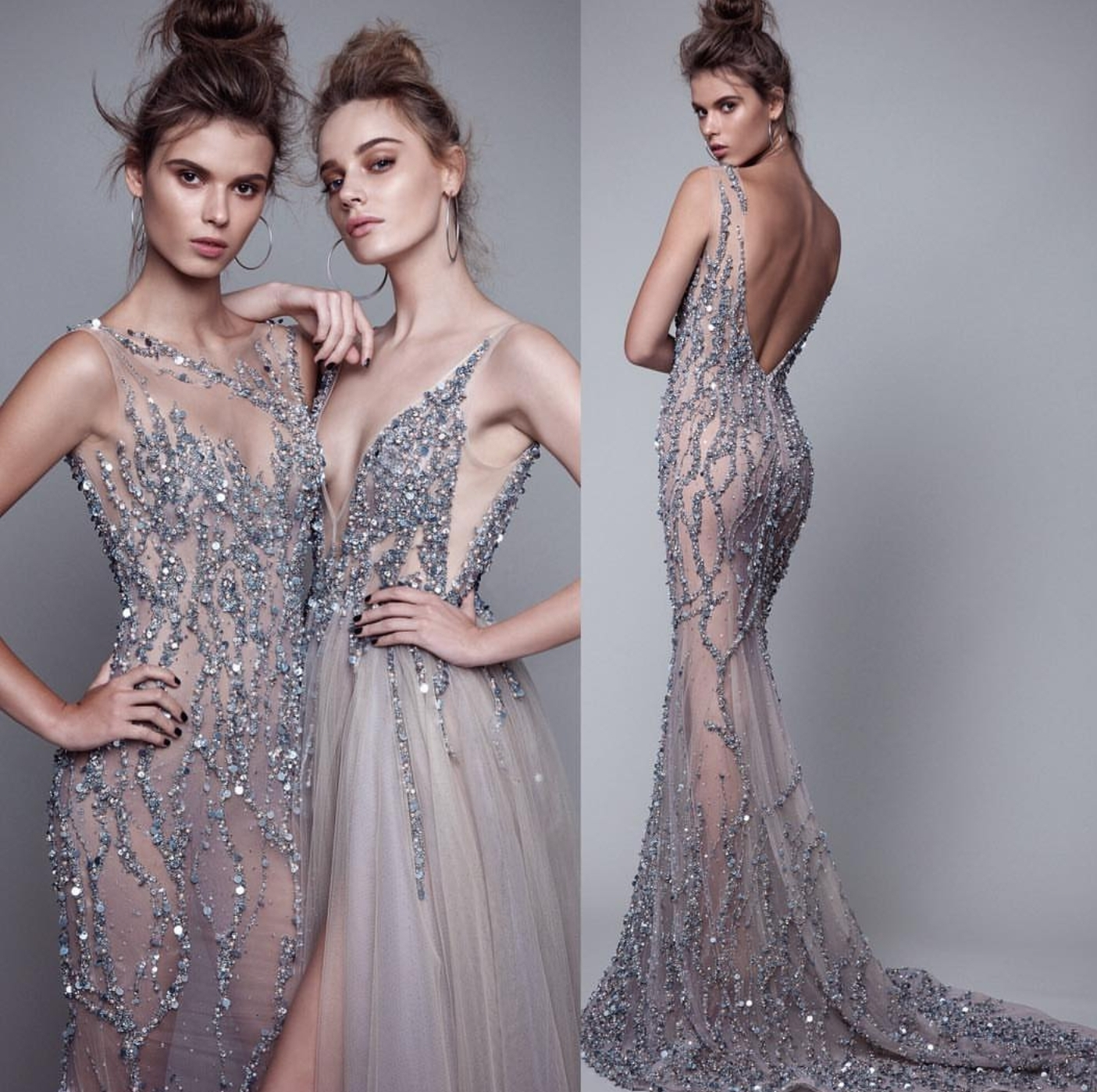 картинка Вечернее платье LUX1 интернет бутик Avolet.ru