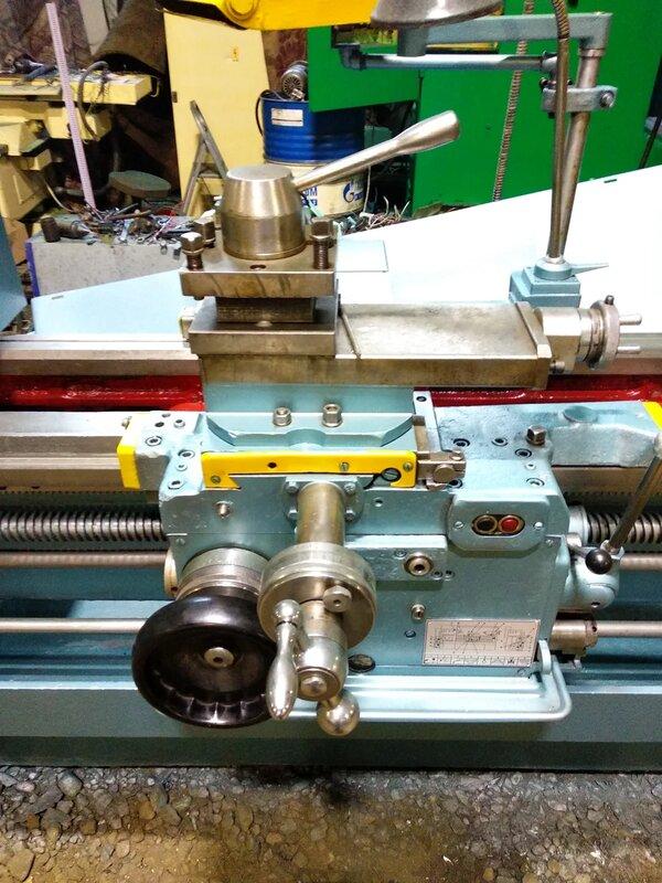 картинка Токарно-винторезный станок 16К25
