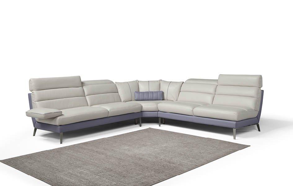 картинка Модульный диван Soho Max Divani | Итальянские диваны ручной работы