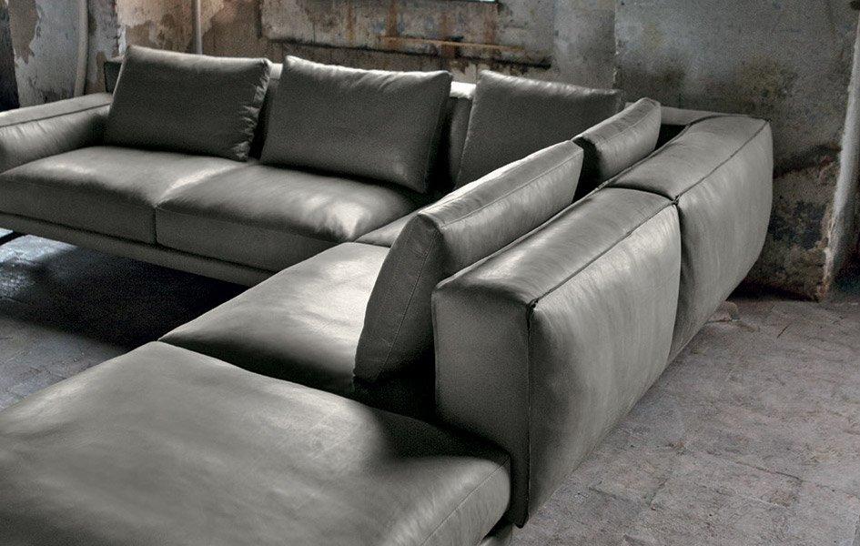 картинка Модульный диван Nando Max Divani | Итальянские диваны ручной работы