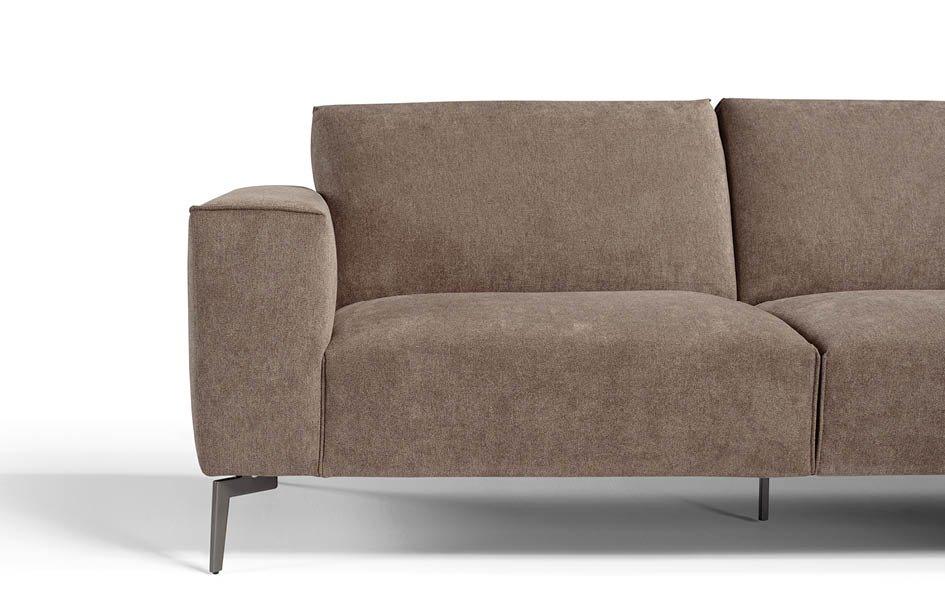 картинка Модульный диван First Max Divani   Итальянские диваны ручной работы