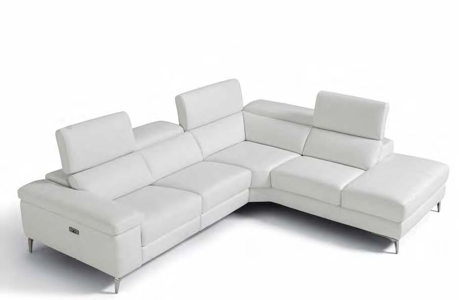 картинка Модульный диван-реклайнер Merlino Max Divani | Итальянские диваны ручной работы