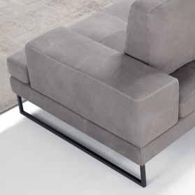 картинка Модульный диван Bart Max Divani   Итальянские диваны ручной работы