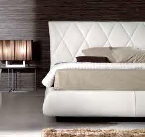 картинка Кровать Strip Max Divani   Итальянские диваны ручной работы