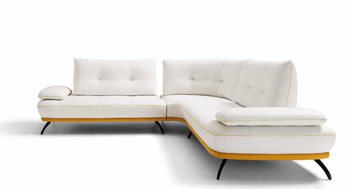 картинка Модульный диван Bogart Max Divani | Итальянские диваны ручной работы