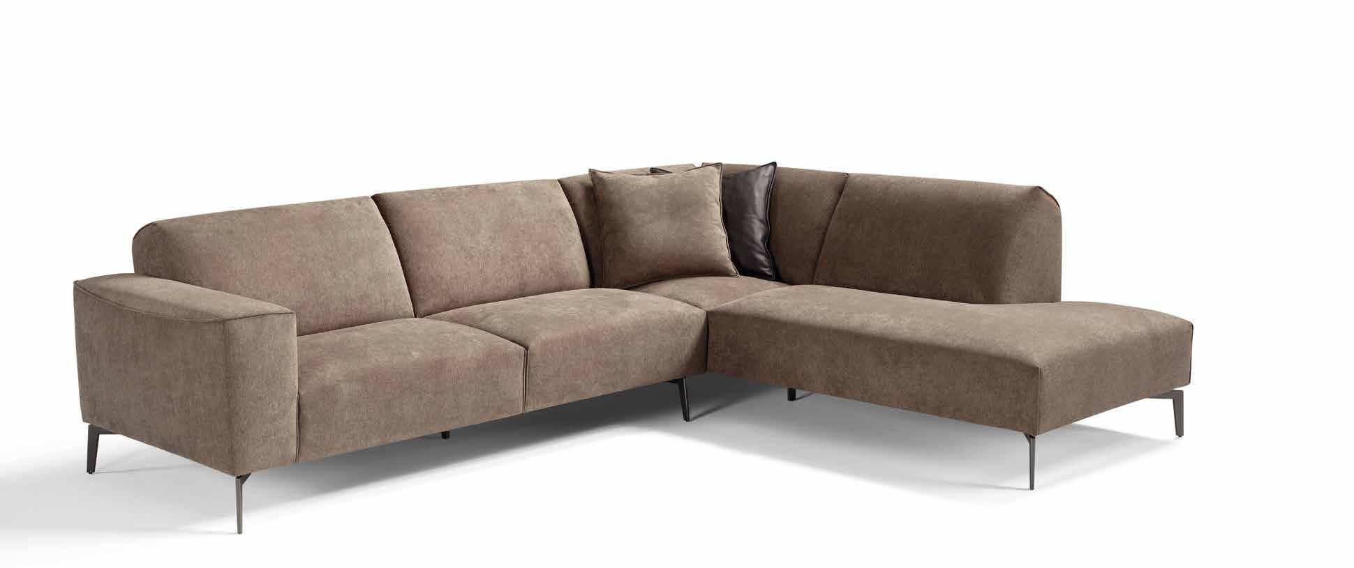 картинка Модульный диван First Max Divani | Итальянские диваны ручной работы