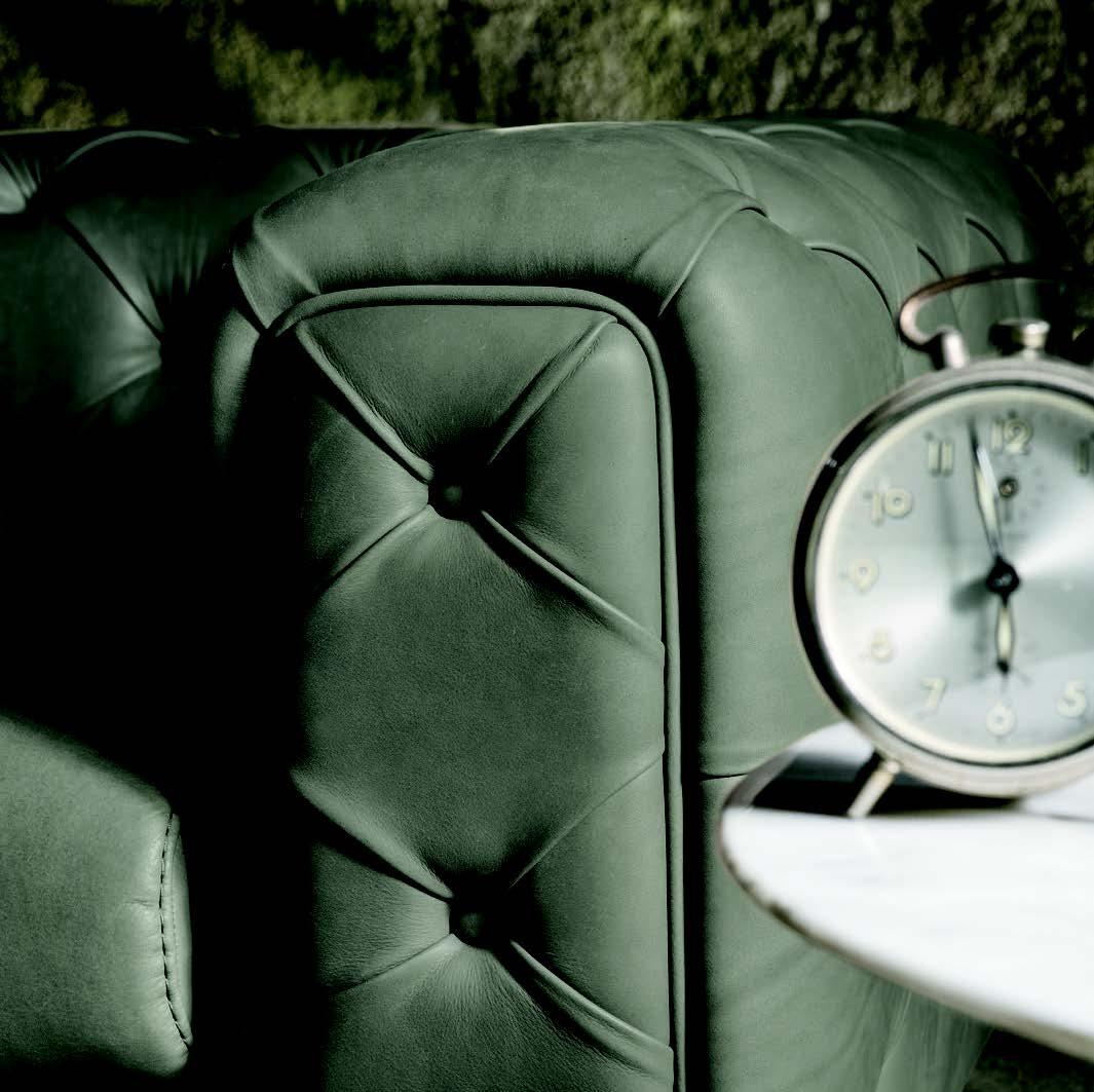 картинка Диван Ingrid Честерфилд Max Divani | Итальянские диваны ручной работы