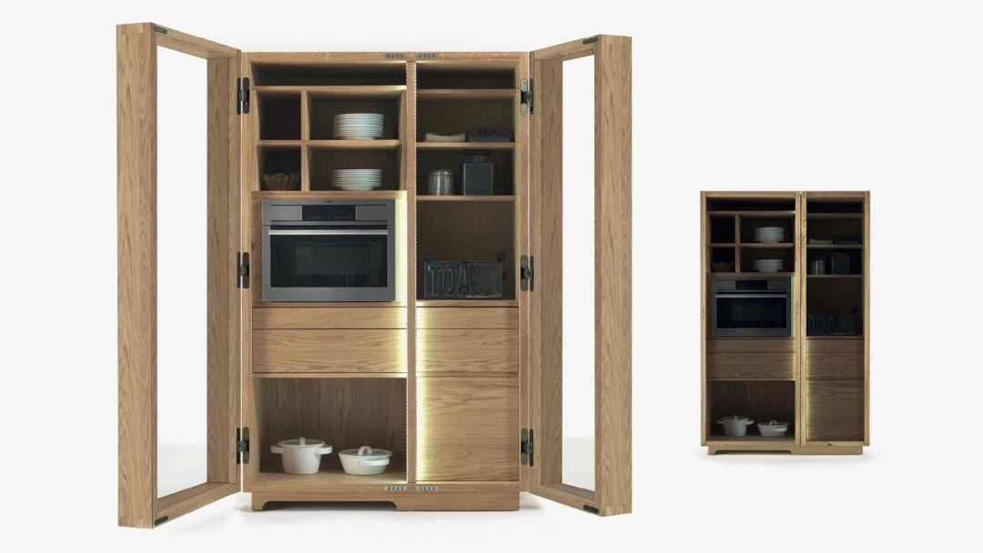 Многофункциональный шкафCAMBUSA COOK GLASS /JUMBO
