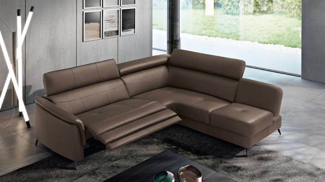 Угловой диван-реклайнерSpike Max Divani