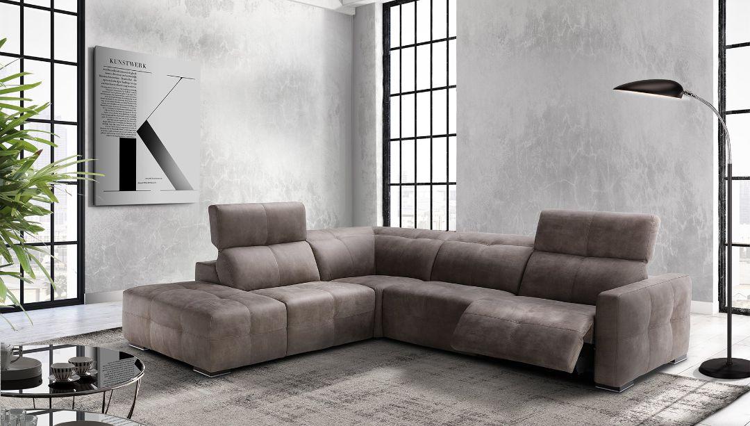 Модульный диван-реклайнер Sunset Max Divani
