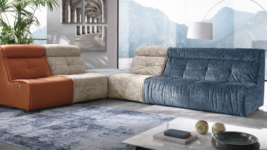 Модульный диван-кровать ASAP Max Divani