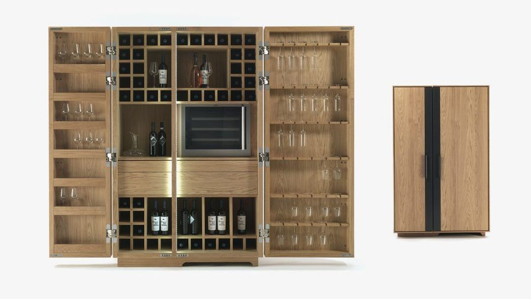 Многофункциональный шкаф CAMBUSA WINE /JUMBO