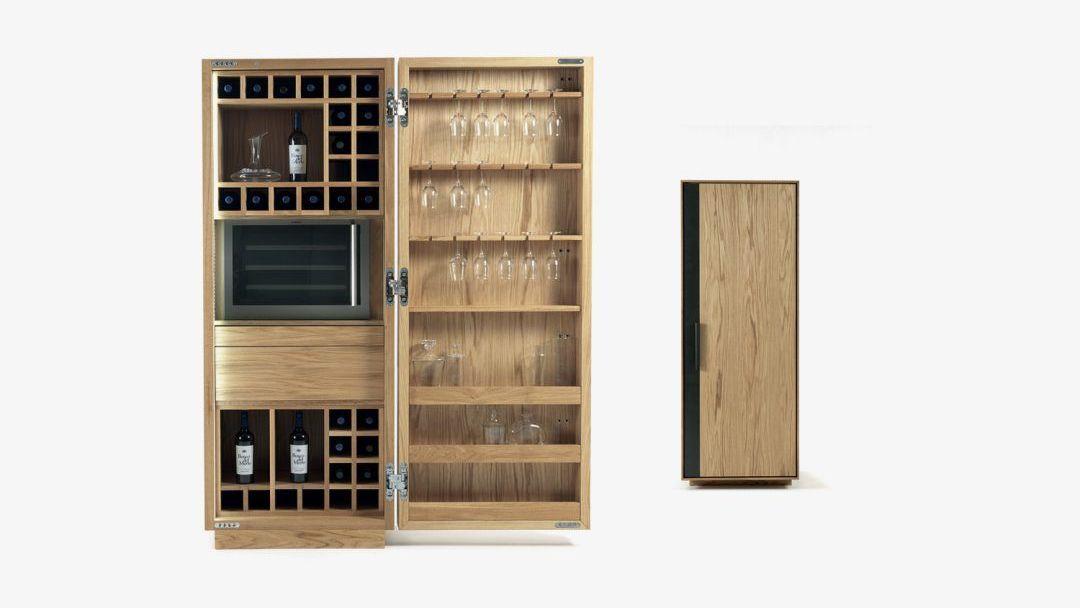 Многофункциональный шкафCAMBUSA WINE SMALL /JUMBO
