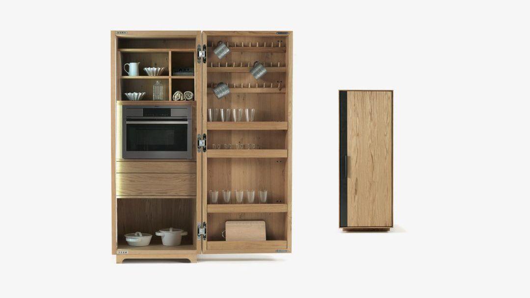 Многофункциональный шкаф CAMBUSA COOK SMALL /JUMBO