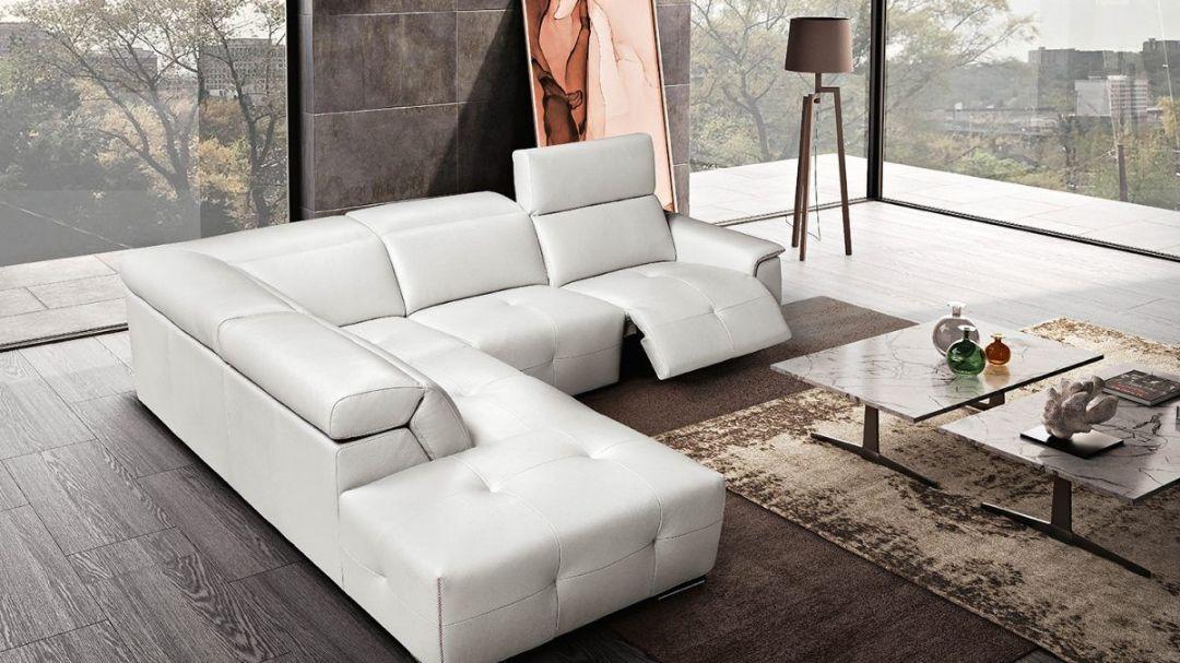 Угловой диван-реклайнерMayon Max Divani