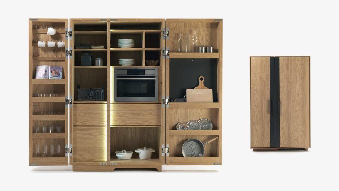 Многофункциональный шкаф CAMBUSA COOK /JUMBO