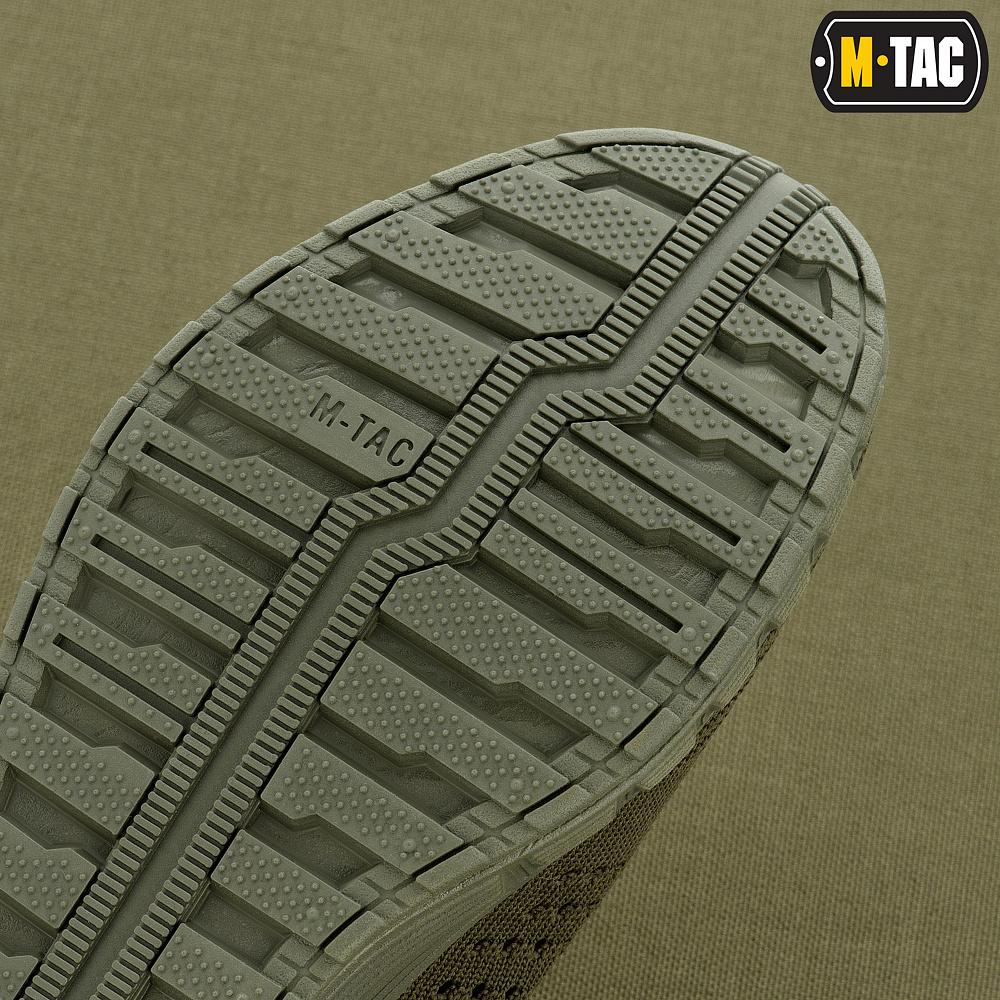 картинка M-TAC КРОССОВКИ SUMMER LIGHT OLIVE от магазина Одежда+