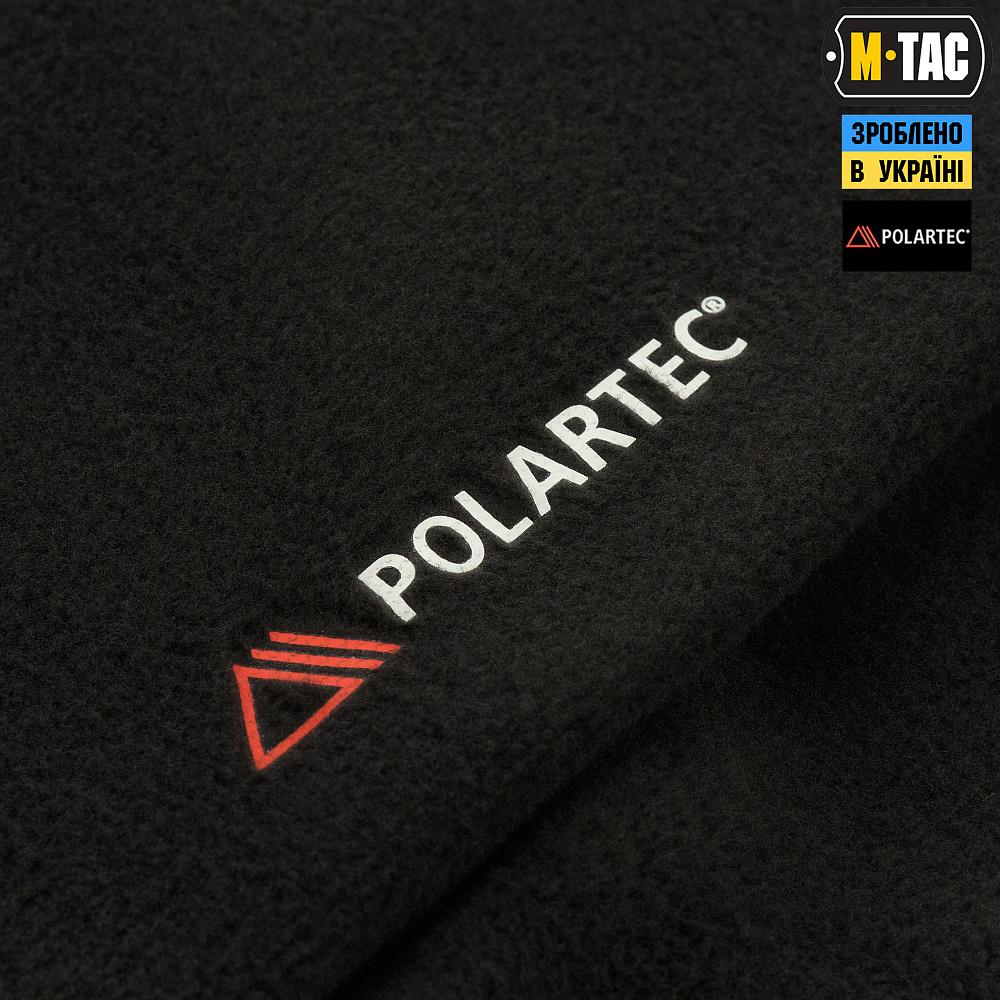 картинка M-TAC ШАПКА WATCH CAP ФЛИС LIGHT POLAR BLACK от магазина Одежда+