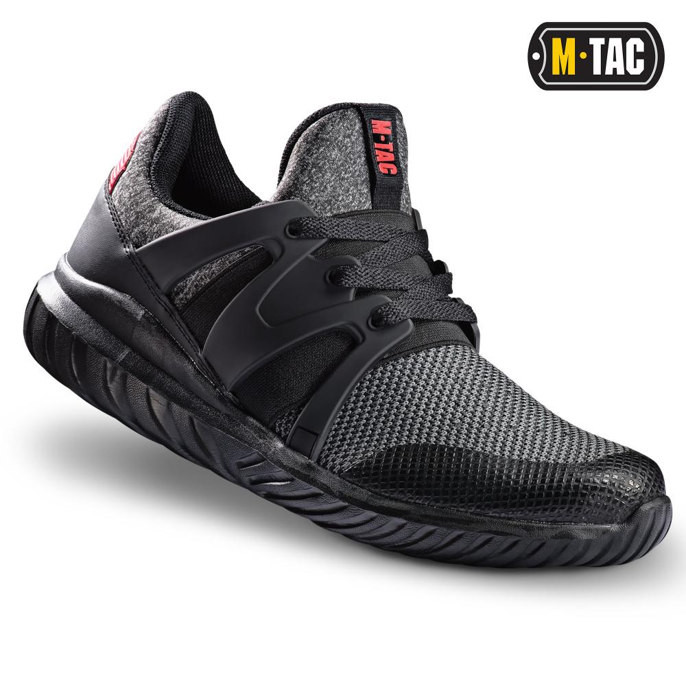 картинка M-TAC КРОССОВКИ TRAINER PRO BLACK от магазина Одежда+