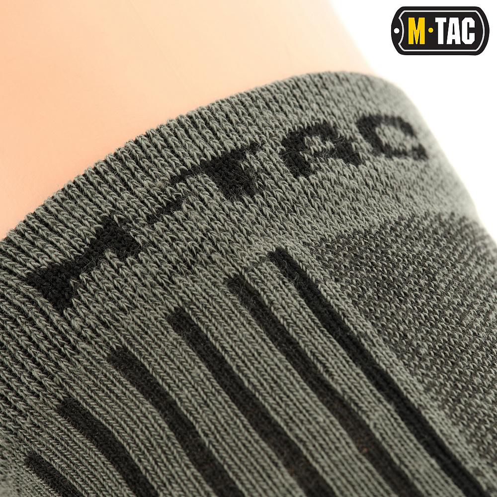 картинка M-TAC НОСКИ ЛЕГКИЕ MK.3 OLIVE от магазина Одежда+