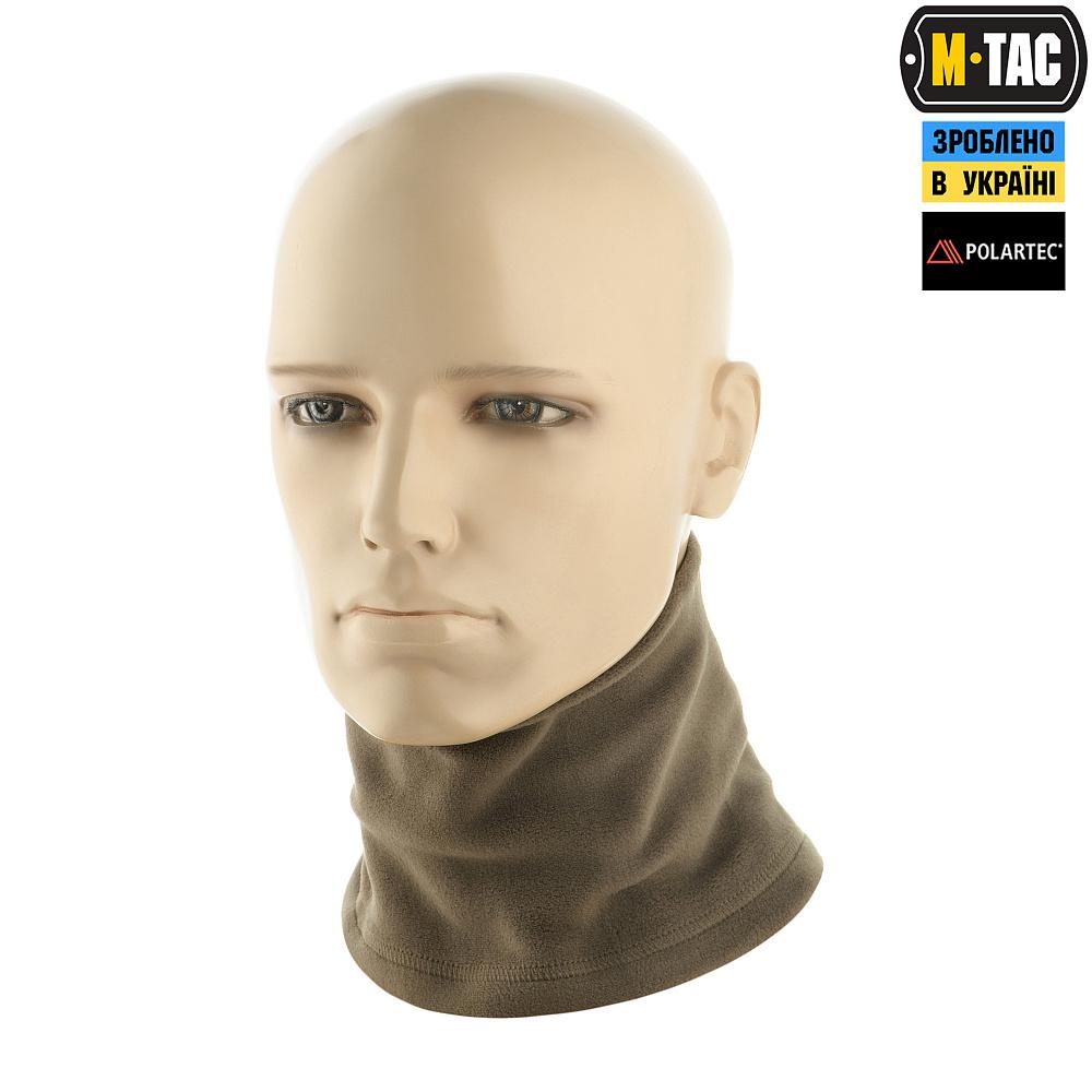 картинка M-TAC ШАРФ-ТРУБА POLAR PRO OLIVE от магазина Одежда+