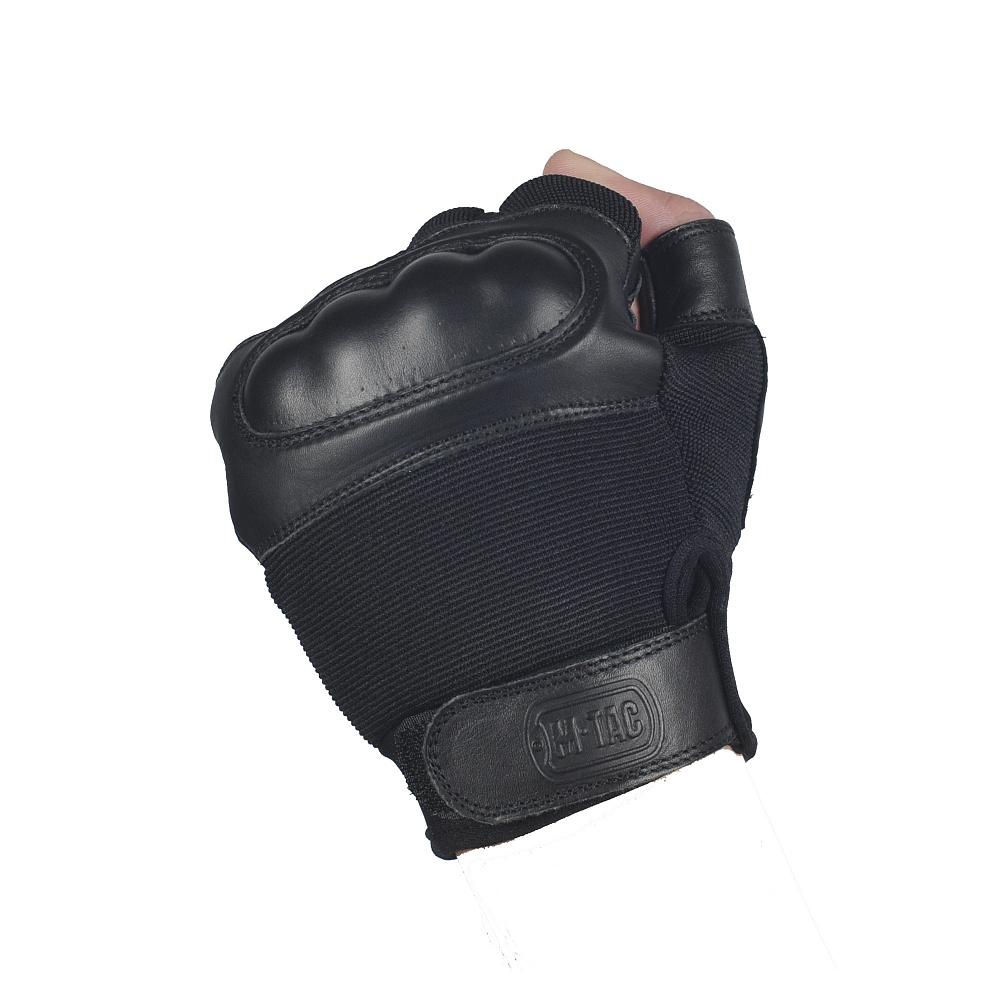 картинка M-TAC ПЕРЧАТКИ БЕСПАЛЫЕ ASSAULT TACTICAL MK.4 BLACK от магазина Одежда+