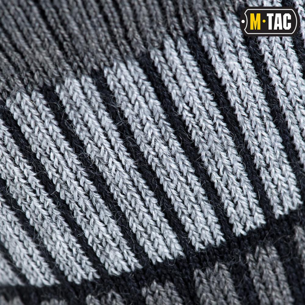 картинка M-TAC НОСКИ POLAR MERINO 40% BLACK от магазина Одежда+