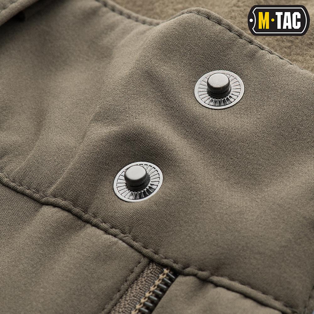 картинка M-TAC БРЮКИ SOFT SHELL WINTER OLIVE от магазина Одежда+