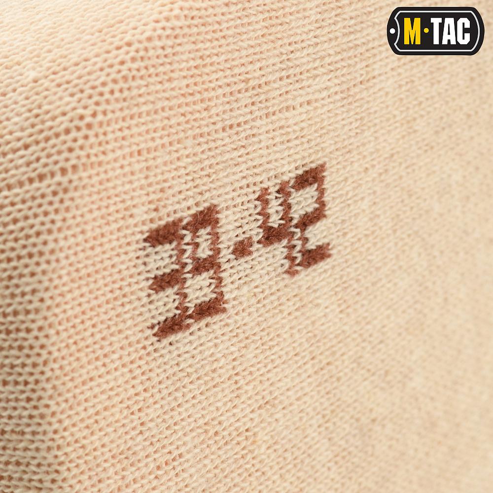 картинка M-TAC НОСКИ ЛЕГКИЕ MK.3 SAND от магазина Одежда+