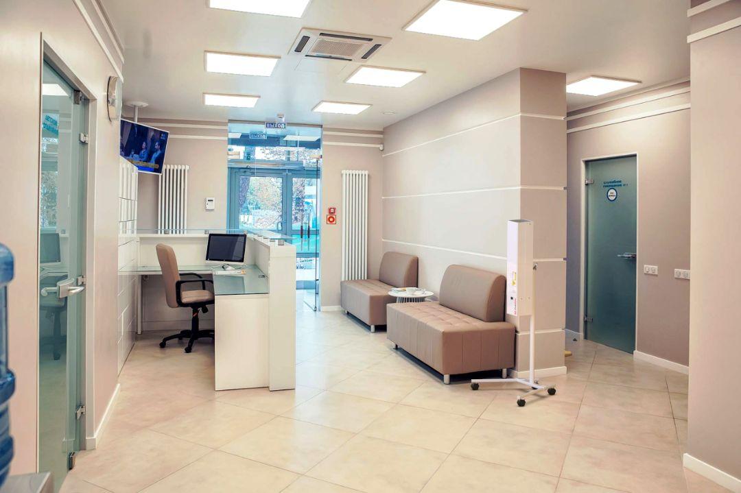 Обеззараживание в клиниках